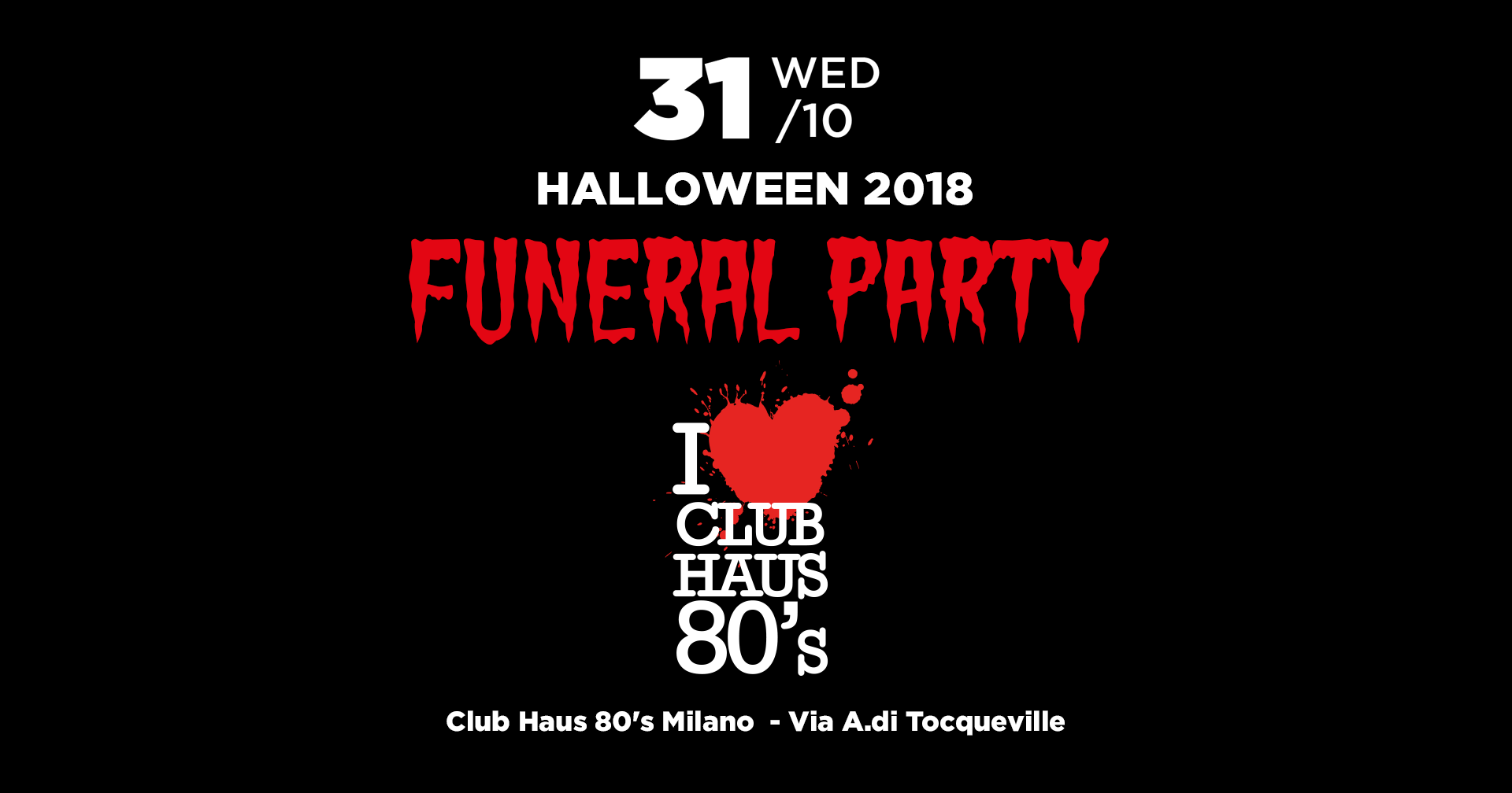 cover-halloween.18.5 - club haus 80's